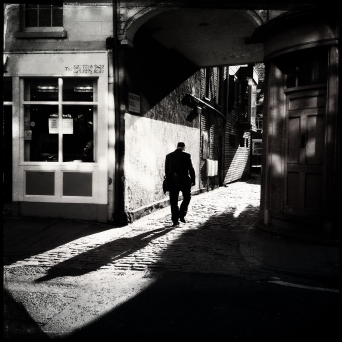 Bermondsey St Light and Shadow