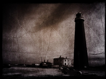 Dark Days Dungeness, UK
