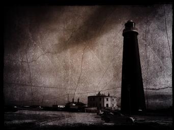 Dark Days Dungeness, UK