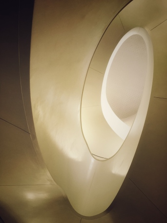 Staircase, Newport St Gallery London