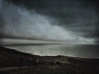 Storm Warning, Devon, UK