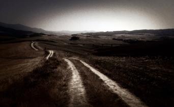 ROAD TO NOWHERE, Tuscany